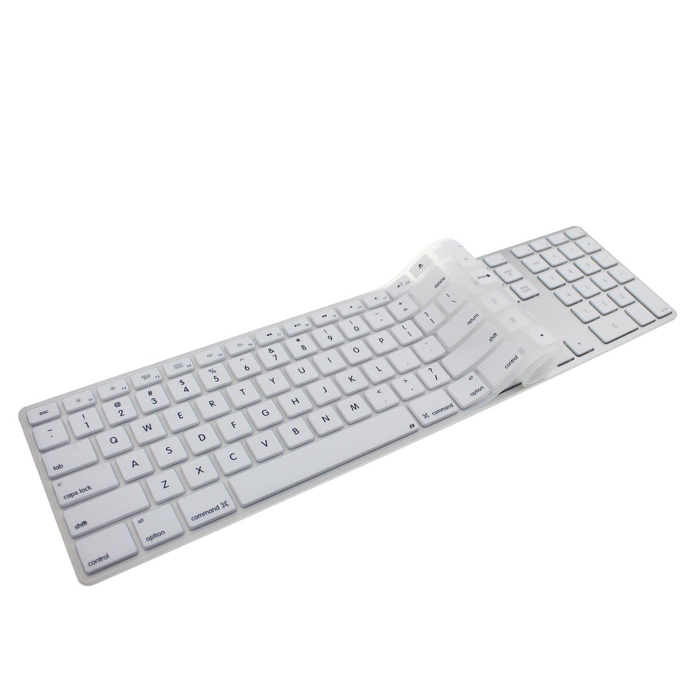 Buy iMac Wired USB Keyboard Cover, Apple Keyboard Full Size Skin ...