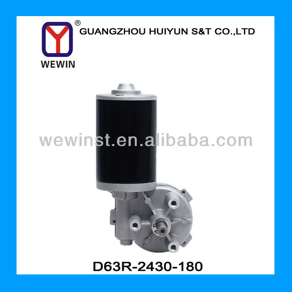 D63R-2430-180 Hot sale 24 volt dc gear motor