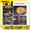 Hot selling Reusable and Easy to Clean 100% Non-stick BBQ Grill Baking Mats