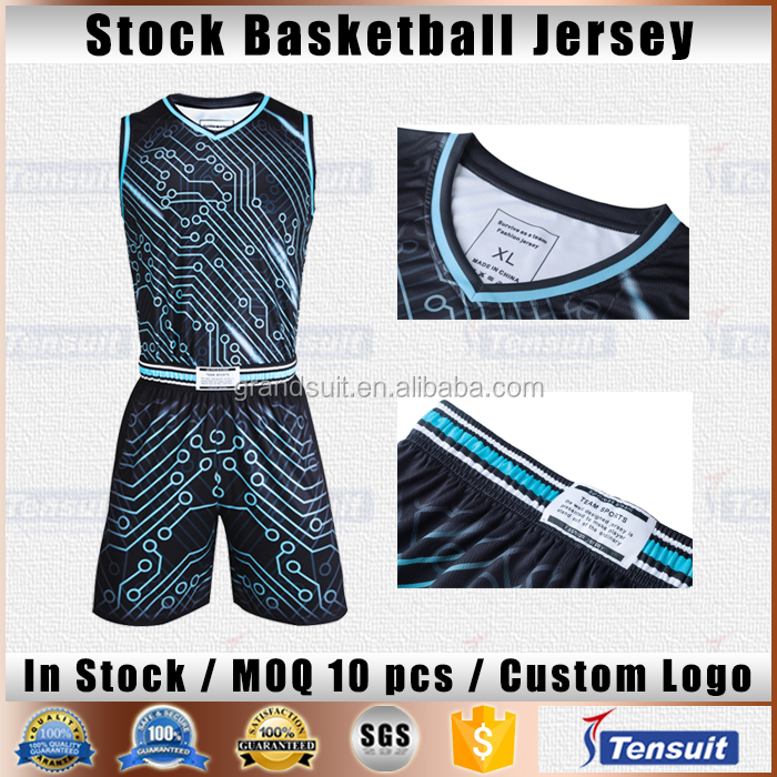 New come sport wear cublimation basketball uniform reversible alibaba jerseys breathable fabric good quality all in stock