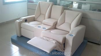 Transformable Sofa Bed Furniture Leather Sofa Recliner Sofa Ls805b