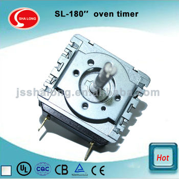 1 180 Minutes Mechanical Oven Timer And Co Ng Heating Element Switch With Bell For Electric