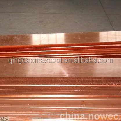 Flat Flexible pure copper bus bar and electric bus bar