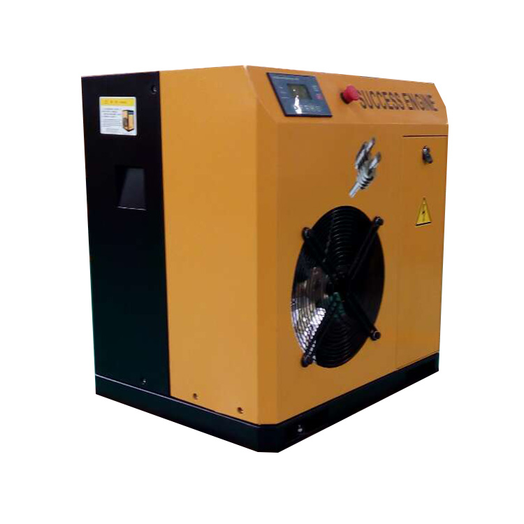 11kw 7-13bar roterende schroef compressor voor automotive industrie