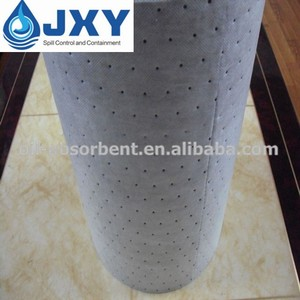 Hot Sale Dimpled and Perofrated Universal Liquid Absorbent Roll