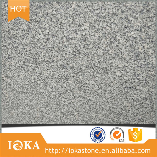 Light White Vein Grey Granite Wall Cladding Stone with Low Price