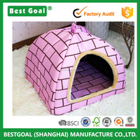 Lovely Soft Pet Products New Arrival Dog Bed Free Shipping Pet House Cute Animal House