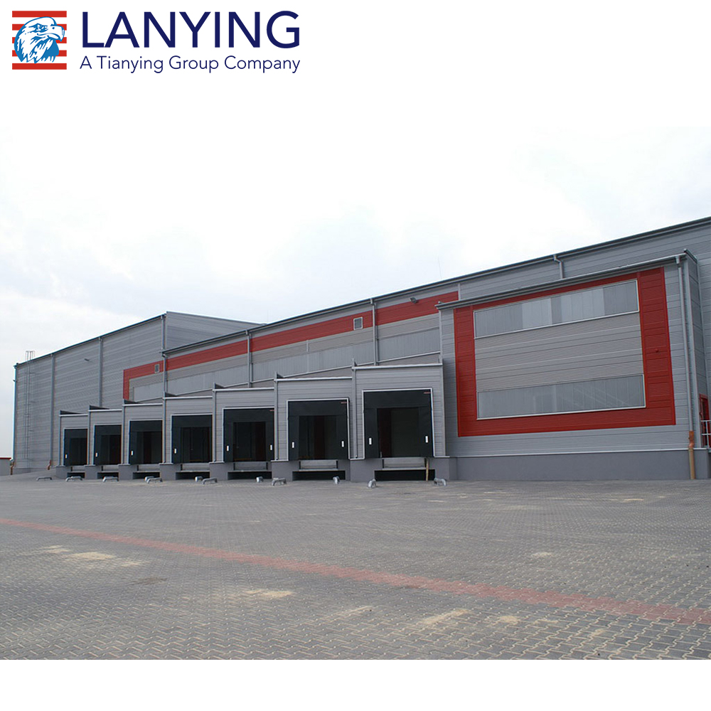 turnkey project prefabricated light steel structure warehouse / workshop / factory / shed
