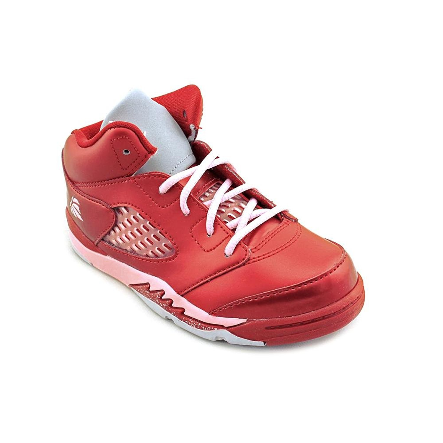 d39513e962207a NIKE Air Jordan 5 Retro (GS) Valentines Day Girls Basketball Shoes  440892-605