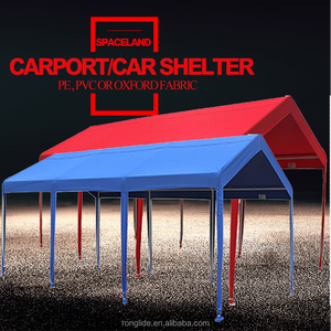 experienced manufacturer car shelter foldable Customized