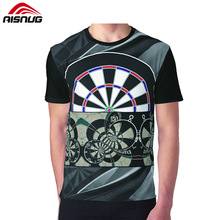 Online embroidered polo custom unicorn darts shirts