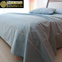 hollow bed sheet designs,solid color bed spread,polyester/cotton sheets bed set