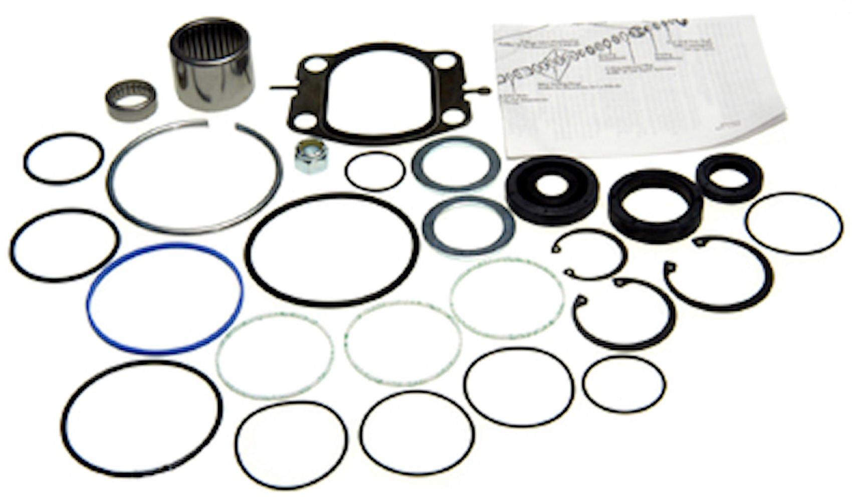 Edelmann 7857 Power Steering Gear Box Complete Rebuild Kit