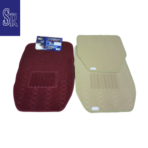 UNIVERSAL CARPET RUBBER PVC CAR MAT IN ROLL CLEAR CAR SEAT FLOOR MAT