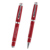 Jiangxin Supply high quality red roller ball pen