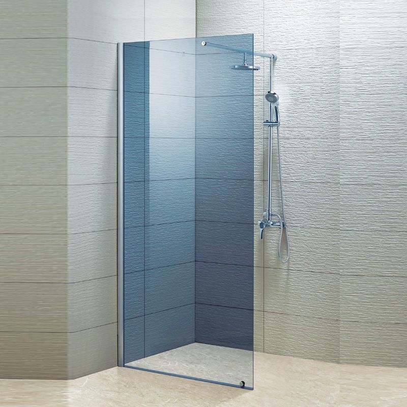 One Side Glass Shower Cubicle Walk-in Bath Free Standing Shower ...