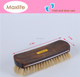 beech wood dancing shoes brushes,shoes cleaning brush premium, side brush