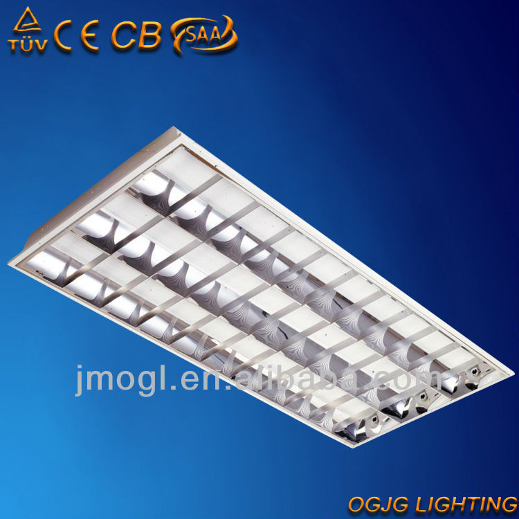 Recessed Led Louver Fixture, Recessed Led Louver Fixture Suppliers And  Manufacturers At Alibaba.com