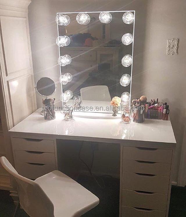 2016 meilleur australien maquillage miroir lumineux miroir. Black Bedroom Furniture Sets. Home Design Ideas