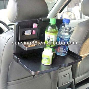 Back Seat Tray Car Organizer Food Travel