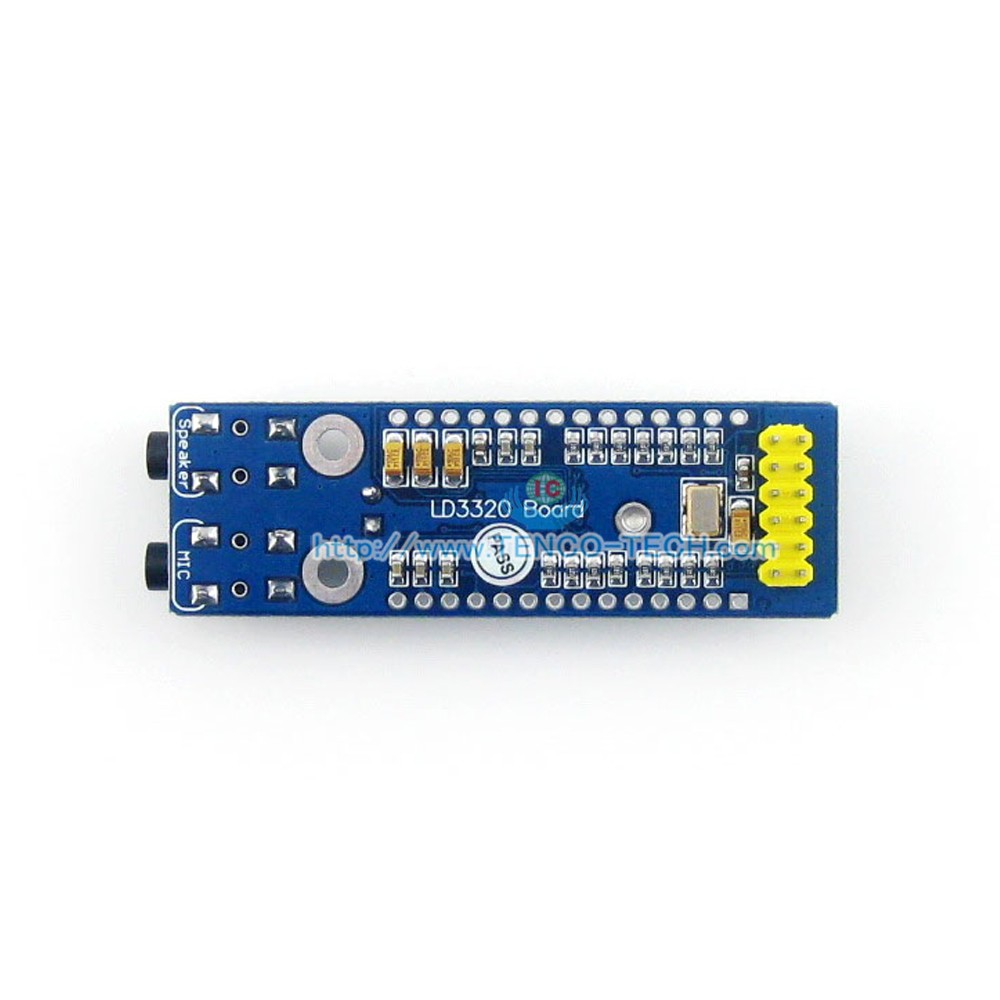 LD3320 Board (B) Speech recognition module STM32 development board voice  processing core, View LD3320 Board (B), TENCO Product Details from Shenzhen