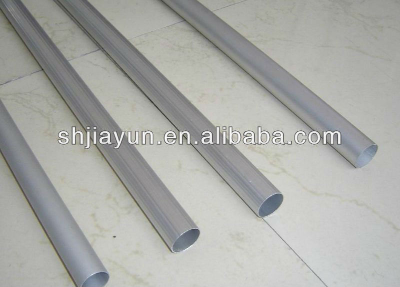 various sizes 6063 t5 aluminum pipe and drape aluminum tube products