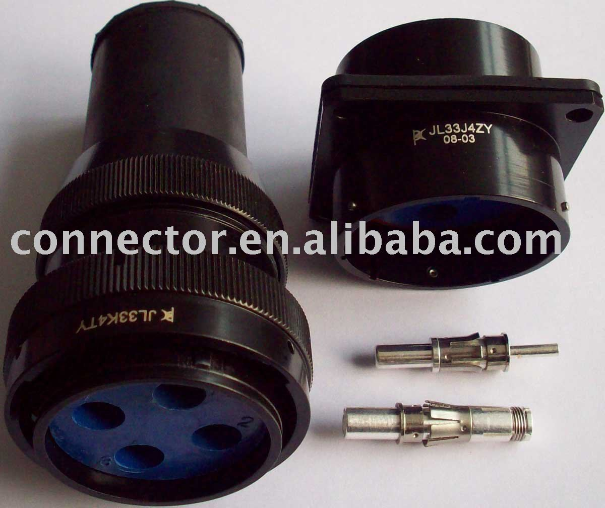 rain proof power application railway connectors