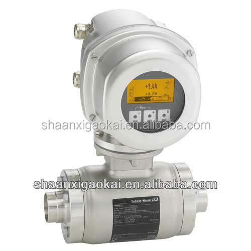 2015 best price and original endress hauser/E+H Low Price E+H Electromagnetic flow meters Promag 53H02/53H04/53H08/53H15/53H1F/