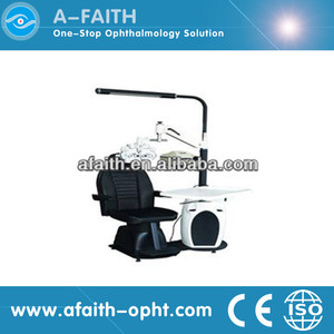 Ophthalmic Combined Table & Chair DC-510 ophthalmic motorized table