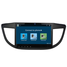 Android 6.0 auto radio car dvd for CRV 2012 2013 with usb bt sd wifi bluetooth