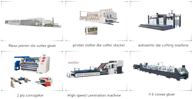 ZH-SYKM-H E Flute Cardboard Can Be Used  Wide Web Flexo Printing Press