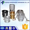 Factory Sale Various Widely Used Type C Al Camlock Coupling