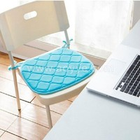 Wholesale Thick warm flannel meal cheap outdoor office chair cushion