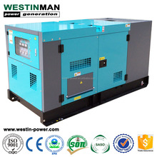 China Manufacture 3 Phase 125kva 100kw 50Hz 400V Sdec Diesel Generator Set
