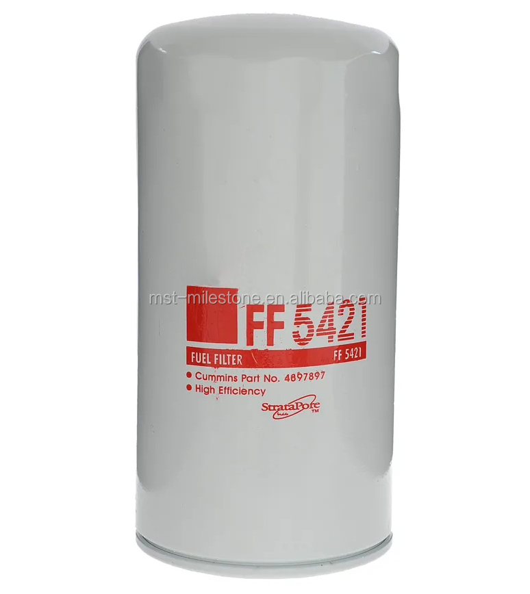 FF5421 4897897 504043765 diesel generator fuel filter replacement, View  FF5421 fuel filter, Product Details from Xingtai Milestone Import & Export  Trading Co., Ltd. on Alibaba.comXingtai Milestone Import & Export Trading Co., Ltd. - Alibaba.com