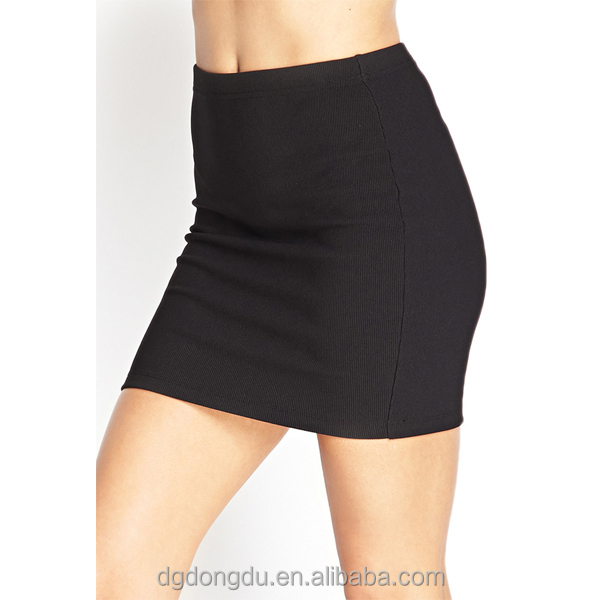 Black Skirt Tight - Dress Ala