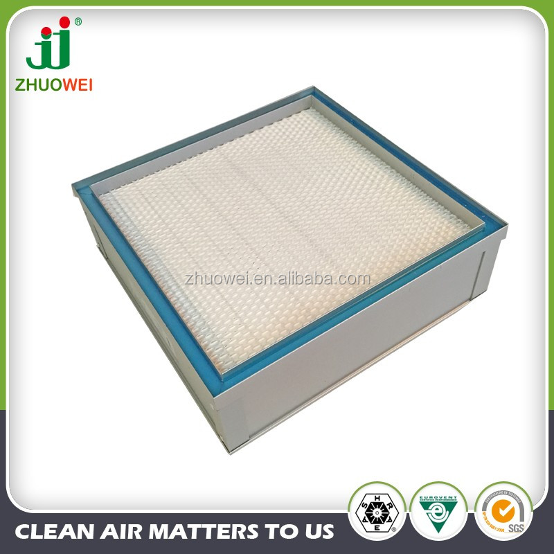 ZHUOWEI Brand&oversea third party support hepa filter h13 for Vacuum Cleaner
