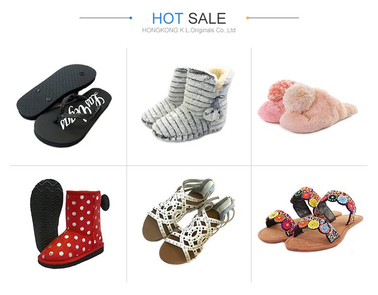 ขายส่งที่มีคุณภาพสูงการออกแบบใหม่รองเท้าแตะผู้หญิง