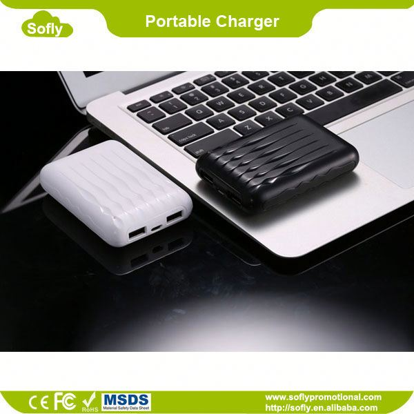 6600mah Portal Charger, Large Capacity Power Bank, Cell Phone Charger Pack