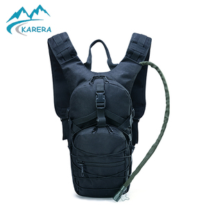 Tactical military hydration camelback hiking military water bag pack hydration backpack with bladder