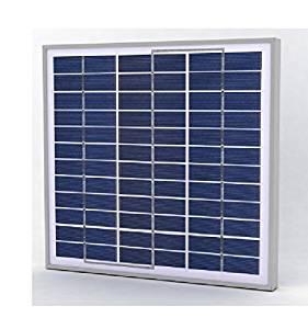Polycrystalline Solar Panels 30W 24V