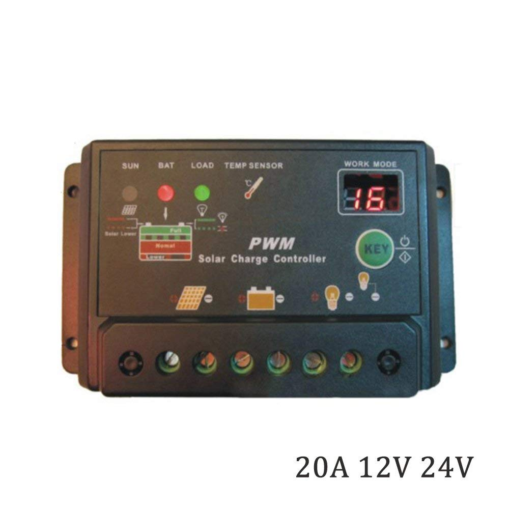 DPJ 10A 20A 30A 12V 24V Battery Charger Solar Charge Controller Regulator SCL-10A SCL-20A SCL-30A Street Lamp charger regulator (SCL-20A)
