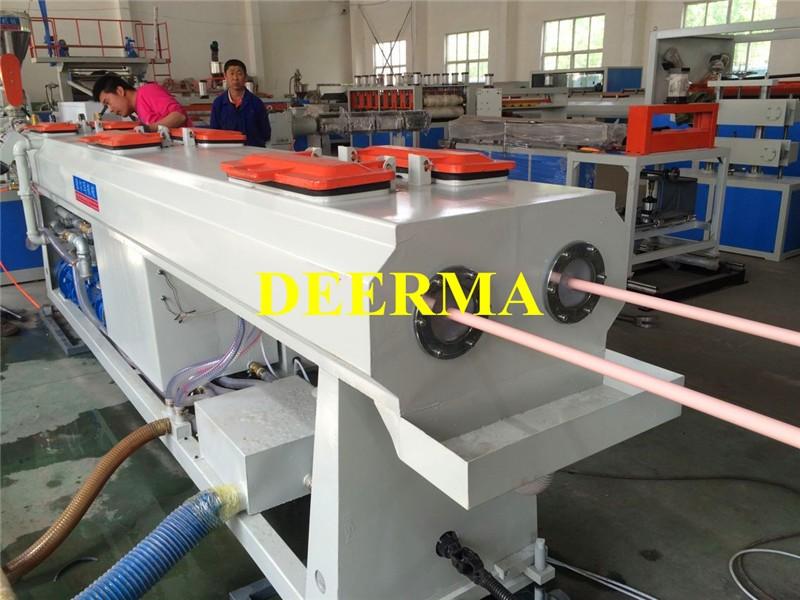 pipe extruder machine