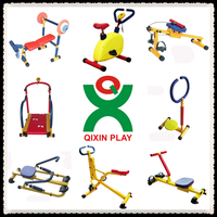 commercial names of gym machine for exercise,fitness equipment for children(QX-0851A)