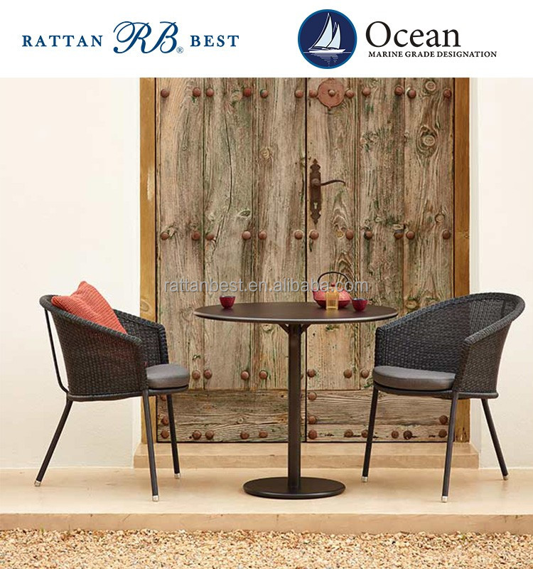 rattan balcony hotel outdoor furniture