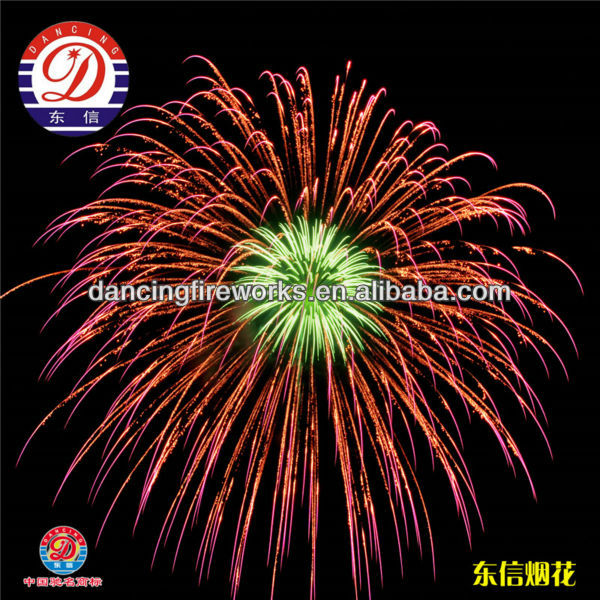 Newest design Display Shells Fireworks