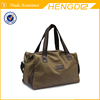 custom standard size canvas tote travel bag