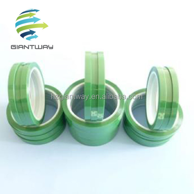 Electrical insulation polyester film with acrylic adhesive tape