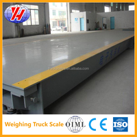 2017 new products High Precision Digital Electronic Weighbridge price