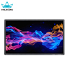 wall mounted infrared touch smart panel large display panel interactive whiteboard for e-learning
